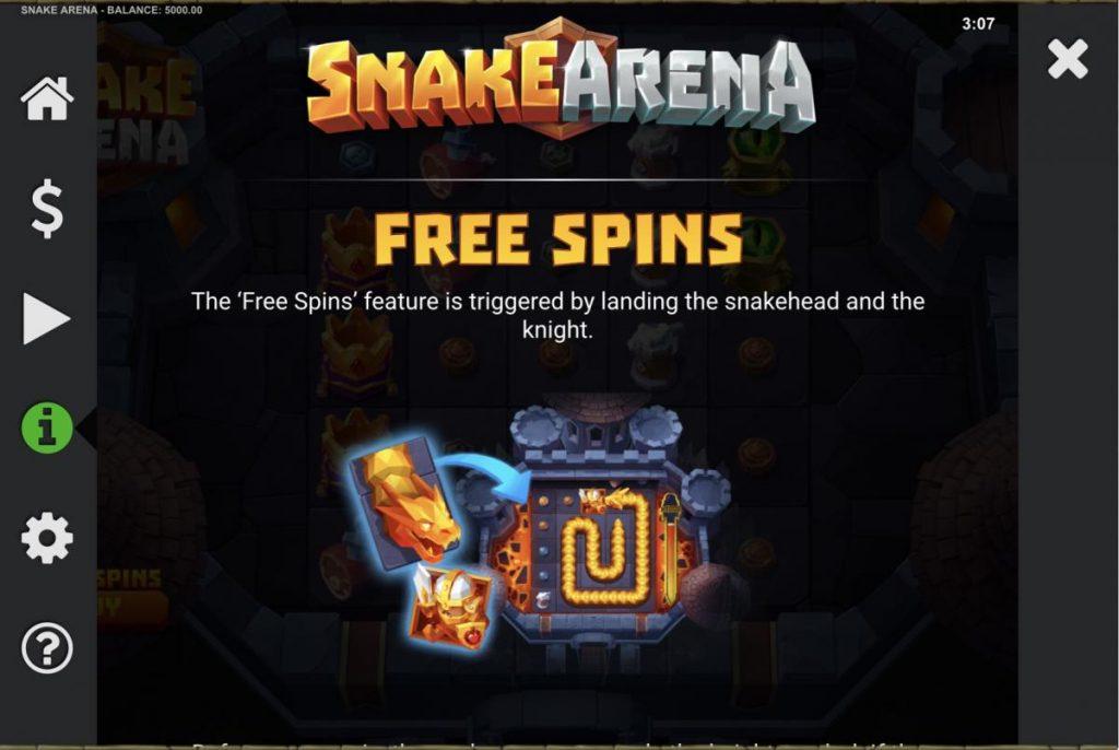 Snake Arena รวย